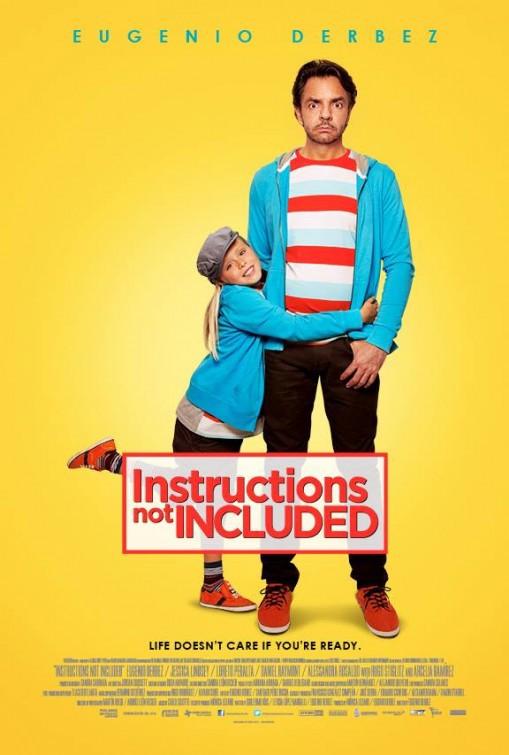 Instruction Not Included/No Se Aceptan Devoluciones (2013)