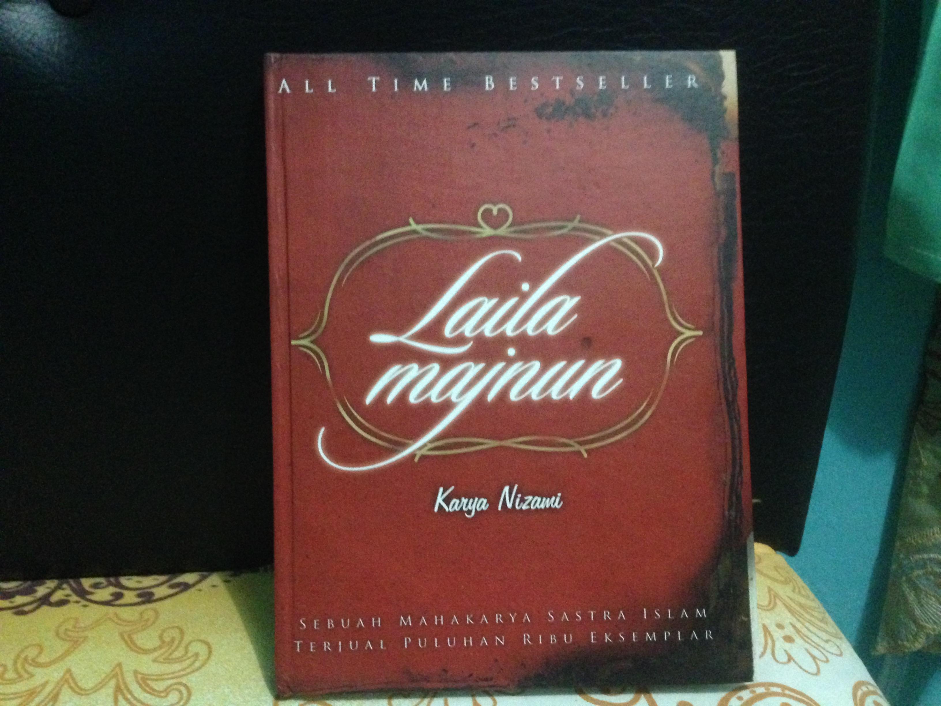 Syair Majnun dalam Laila Majnun