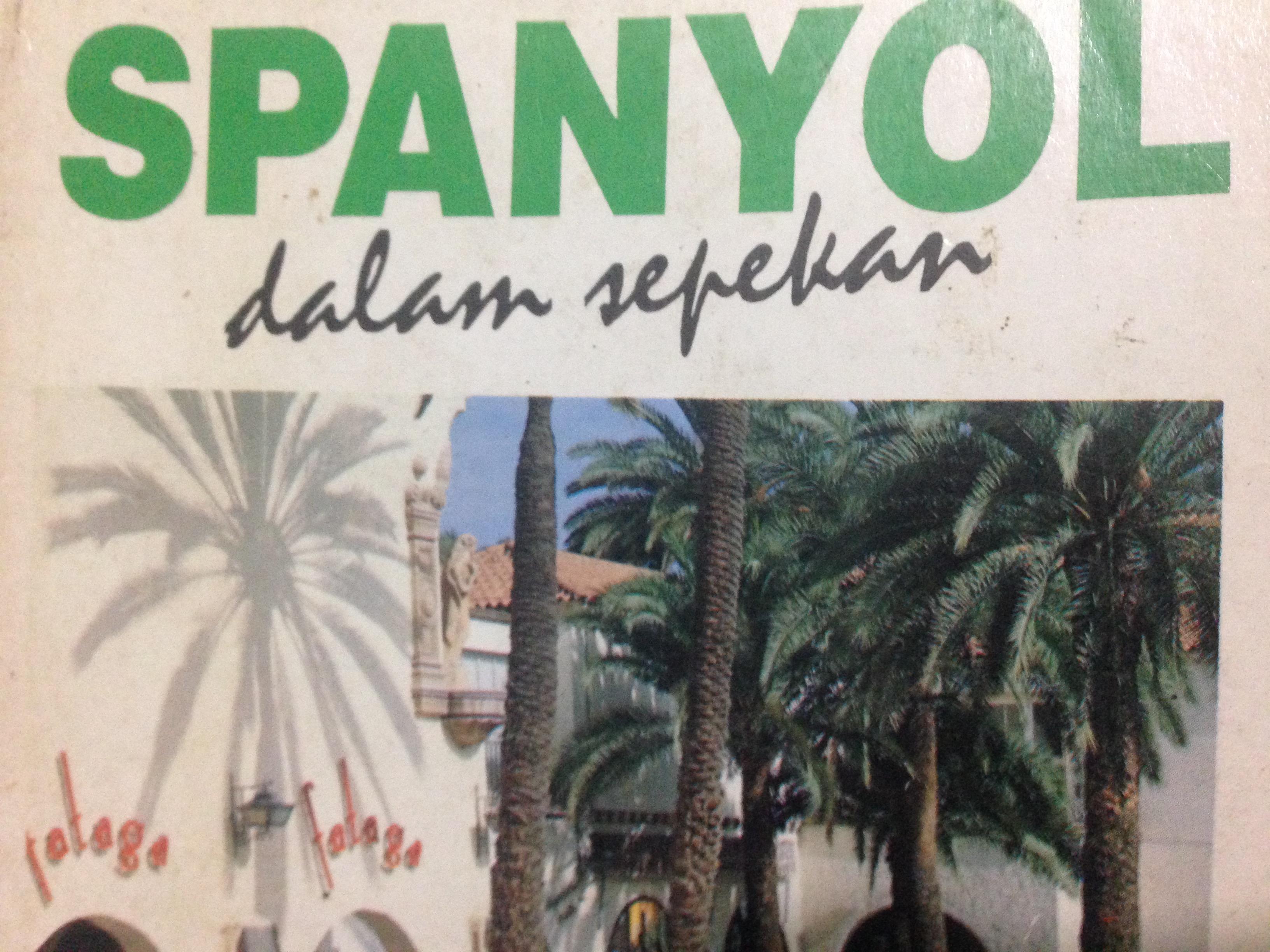 Belajar Bahasa Spanyol dari Telenovela