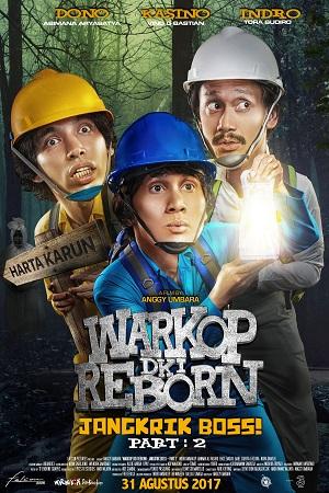 Warkop DKI Reborn: Jangkrik Boss! Part 2 (2017)