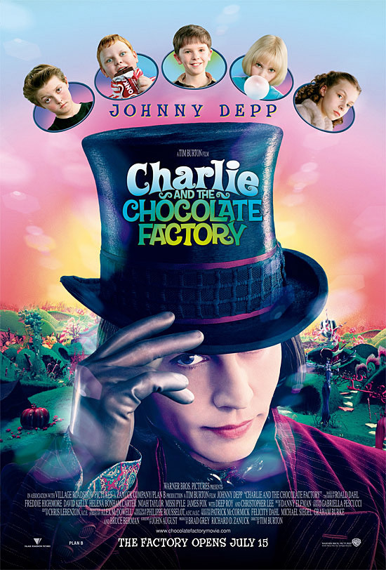 Charlie and the Factory Chocolate (2005)