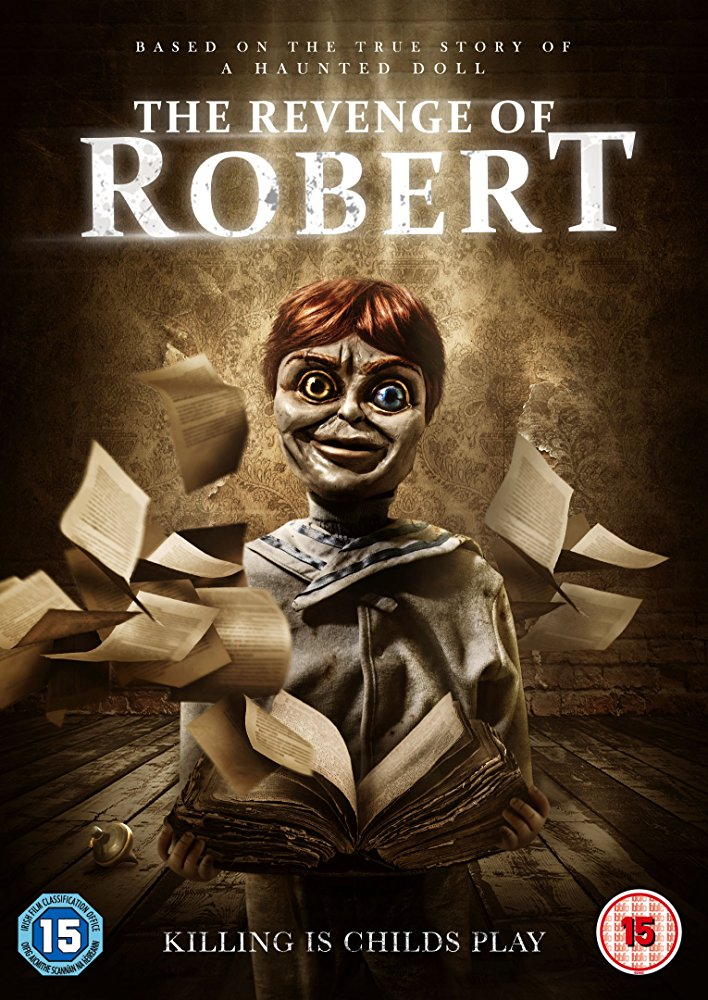 The Revenge of Robert the Doll (2018)