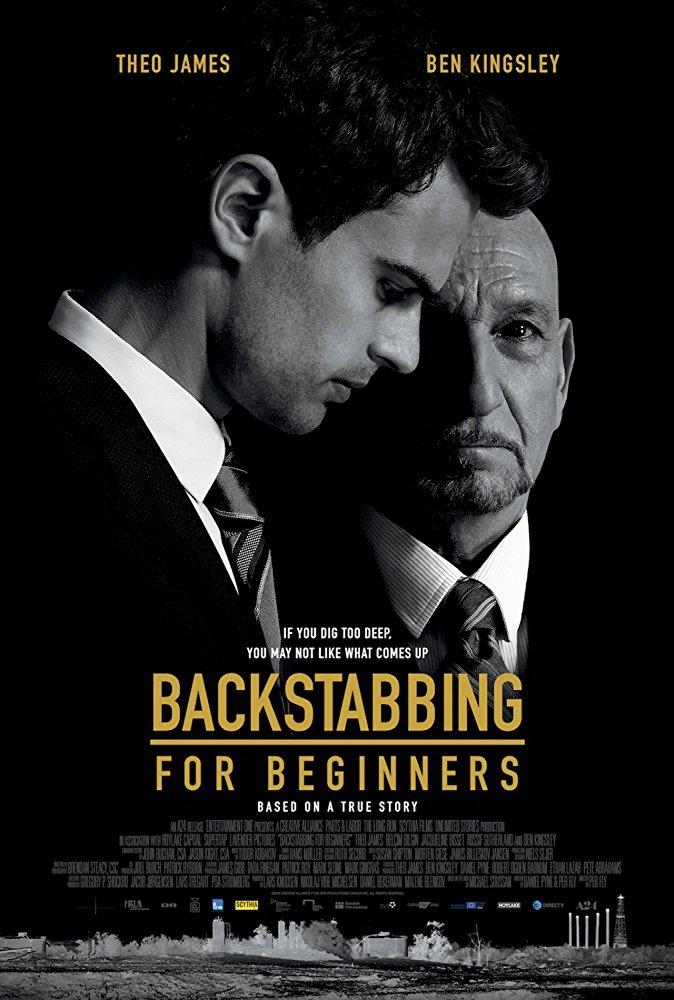 Backstabbing For Beginners (2018)