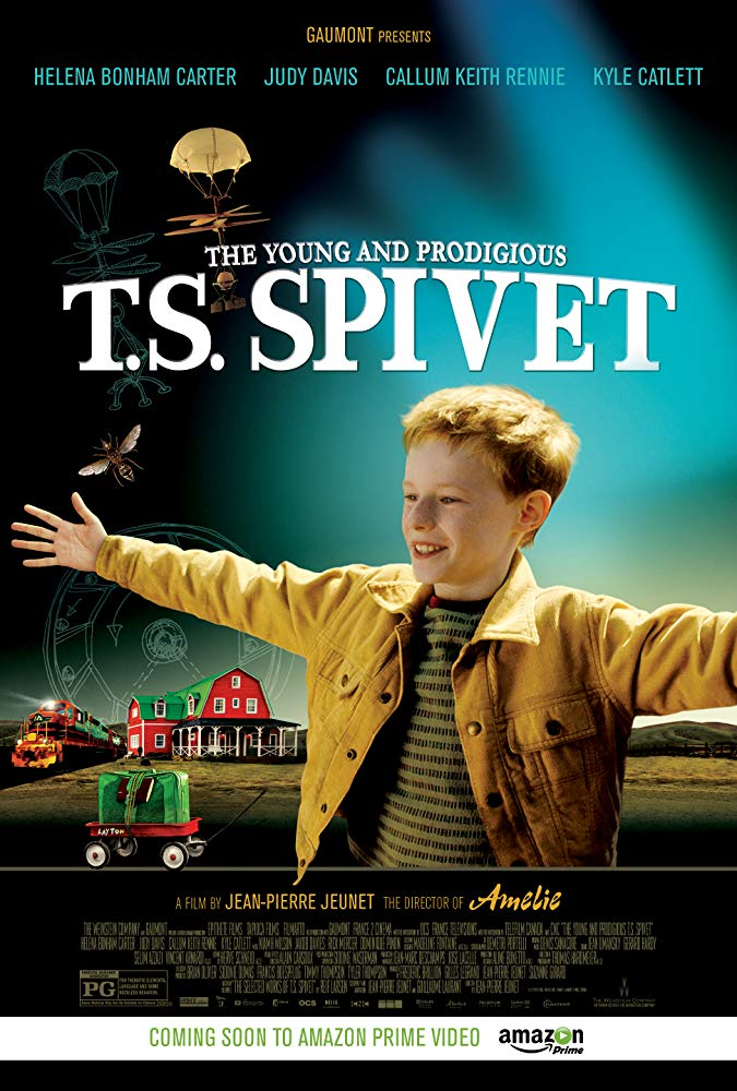 The Young and Prodigious T.S Spivet (2013)