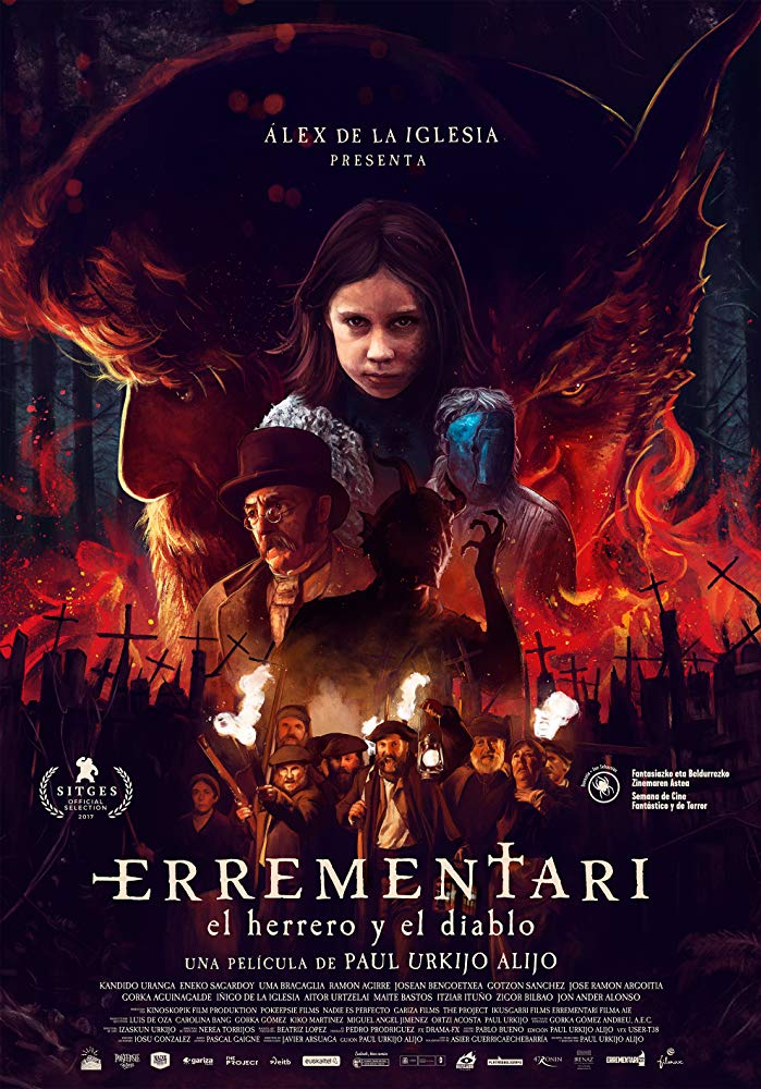 Errementari: The Blacksmith and the Devil (2017)