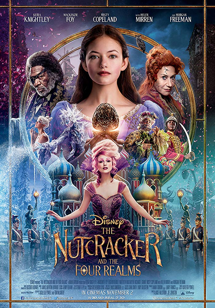 The Nutcracker n and the Four Realms (2018)