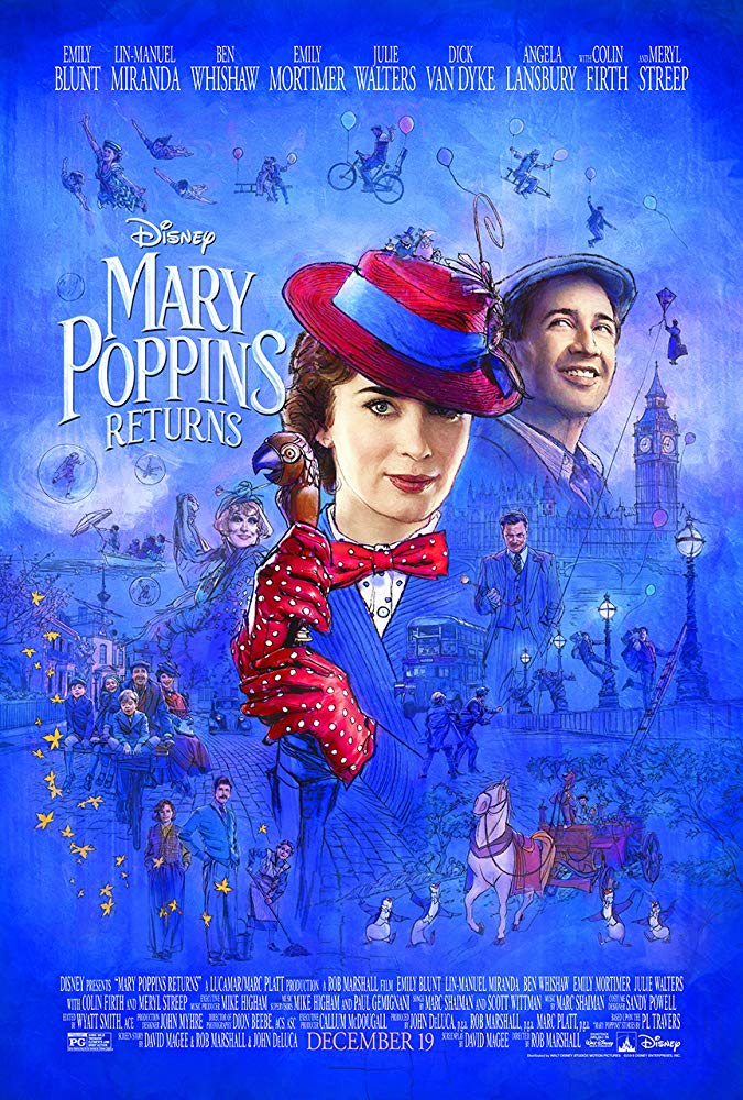 Mary Poppins Returns (2019)